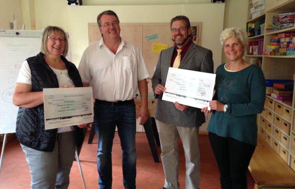 TC Stiftungspreis für Perspektiven für Familien e.V.