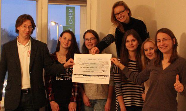 TC Stiftungspreis für Die Komplizen Chemnitz e.V.
