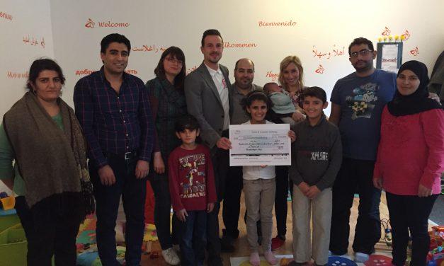 TC Stiftungspreis für den Familienverein für Groß und Klein
