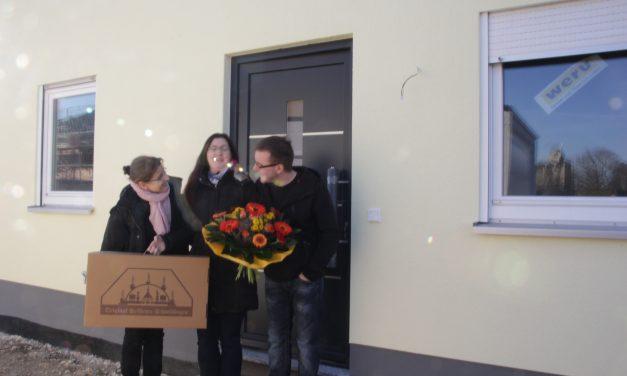Übergabe Lichthaus 121 in Rabenstein