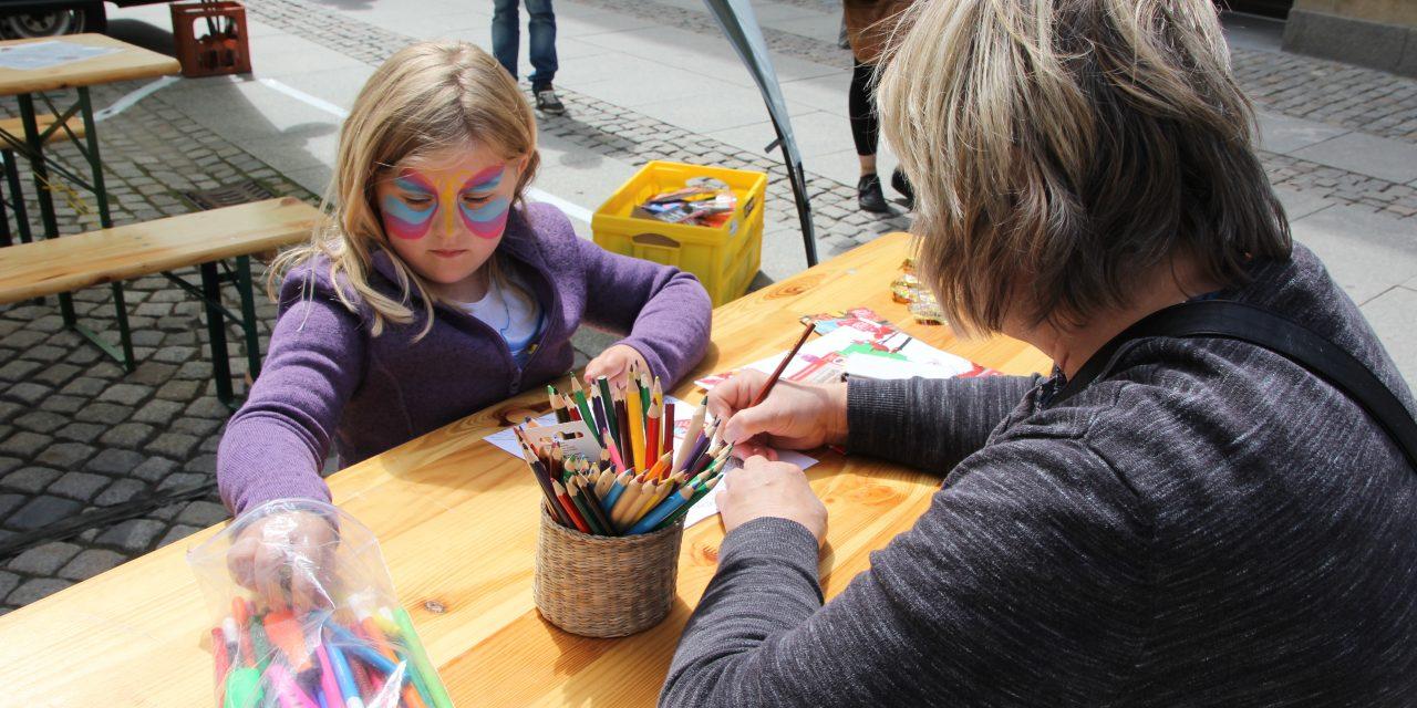 Rückblick zum Charlie Kinderfest 2017