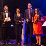 Die Komplizen Chemnitz gewinnen den TC Stiftungspreis 2018 für Sachsen