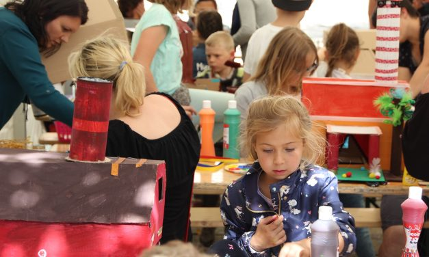 Abstimmung zum Bastelwettbewerb : CHARLIE Kinderfest 2019