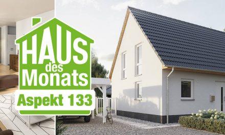 Haus des Monats Juli: Aspekt 133