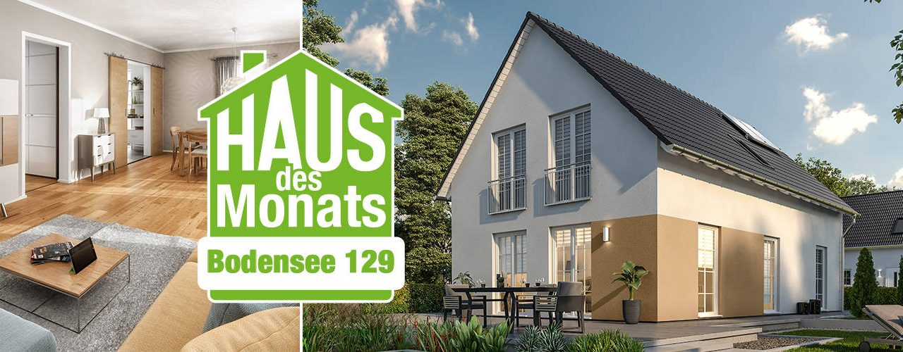 Haus des Monats August: Bodensee 129