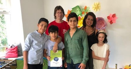 TC-Stiftungspreis für InspireKids Chemnitz