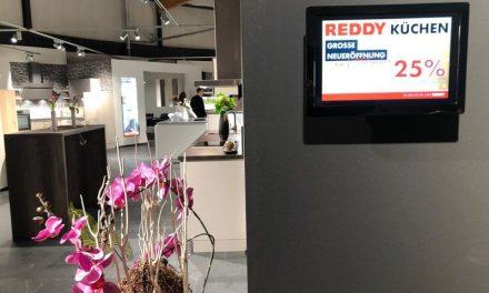 Eröffnungsfeier bei REDDY Küchen