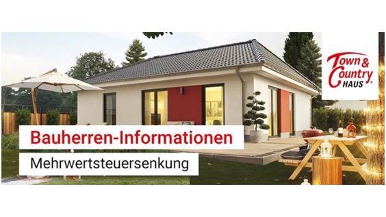 Bauherren-Informationen zur Mehrwertsteuersenkung