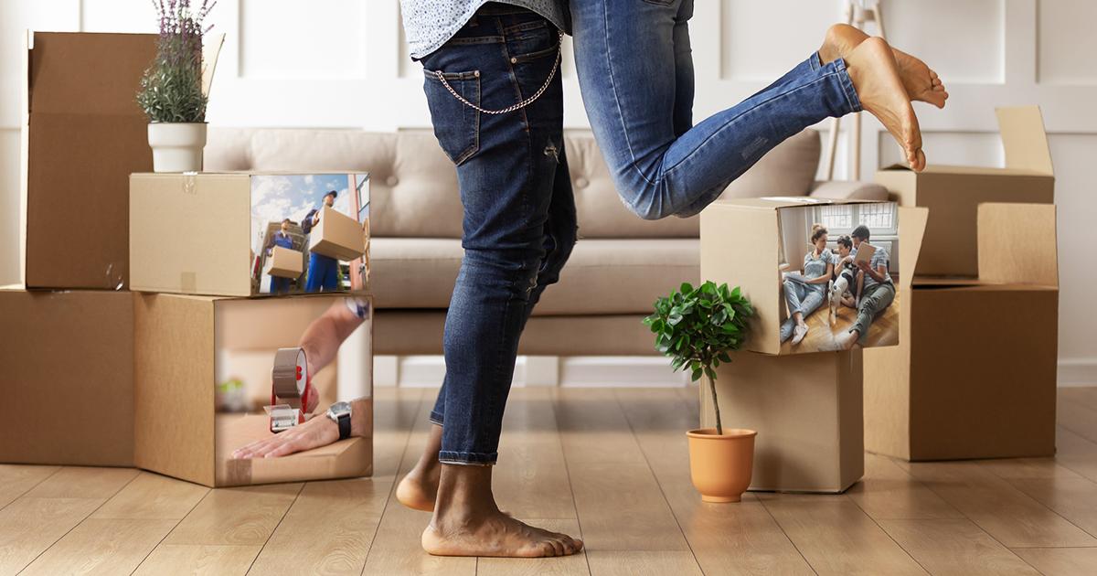 Ankommen, Einziehen, Wohlfühlen – 5 Tipps für einen stressfreien Umzug