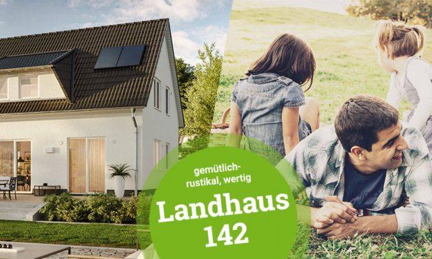 Haus des Monats September: das Landhaus 142