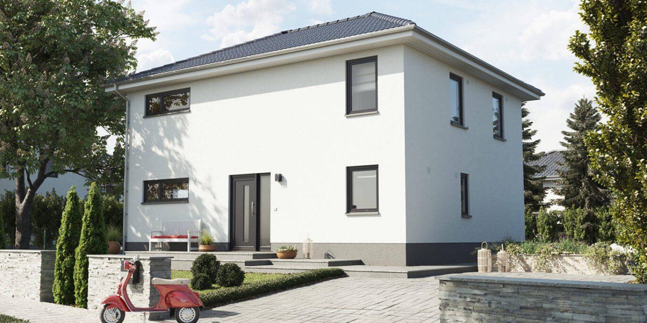 Hausübergabe eines Flair 152 in Großolbersdorf