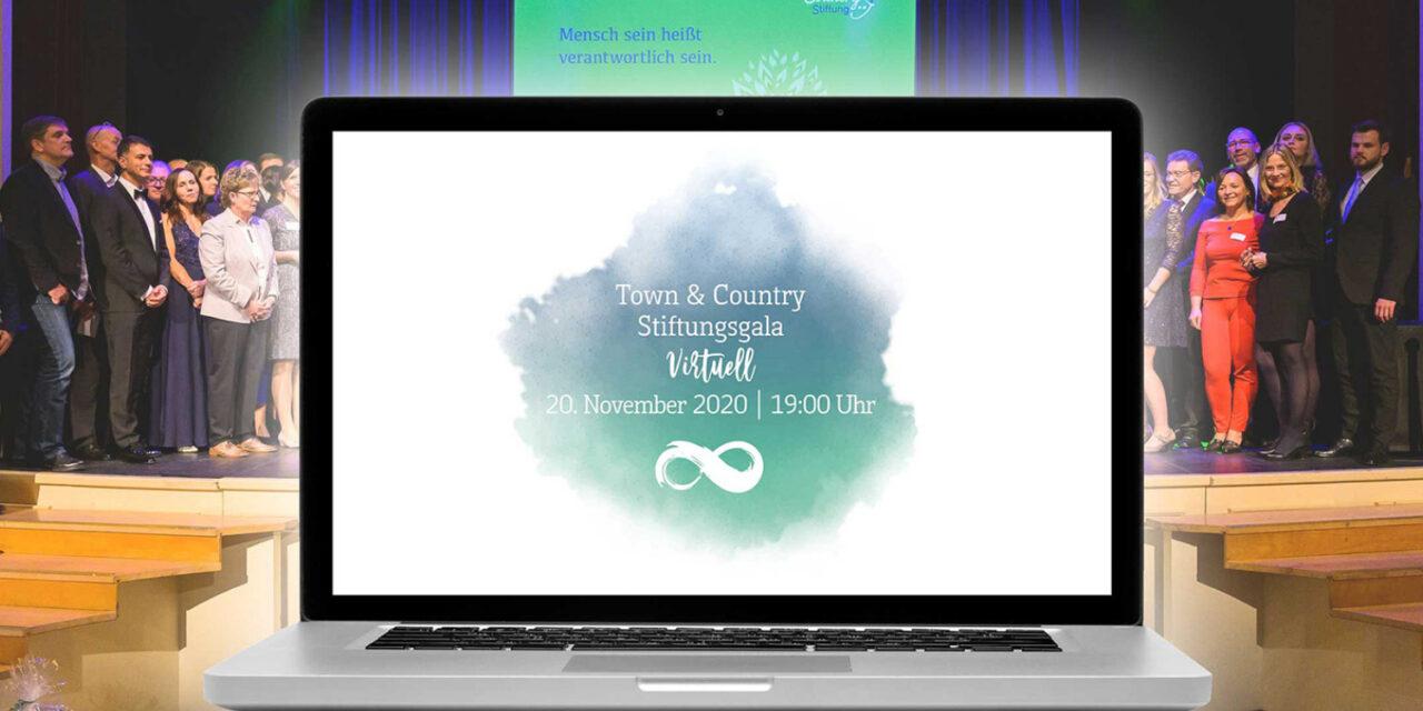 Rückblick: Die Town & Country Stiftungsgala