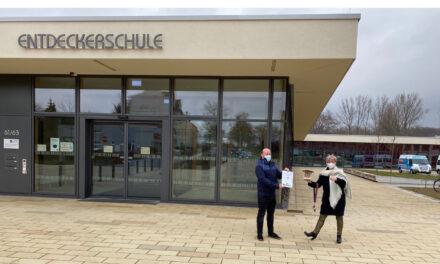Ein Zuhause für die Bienen – Entdeckerschule Chemnitz