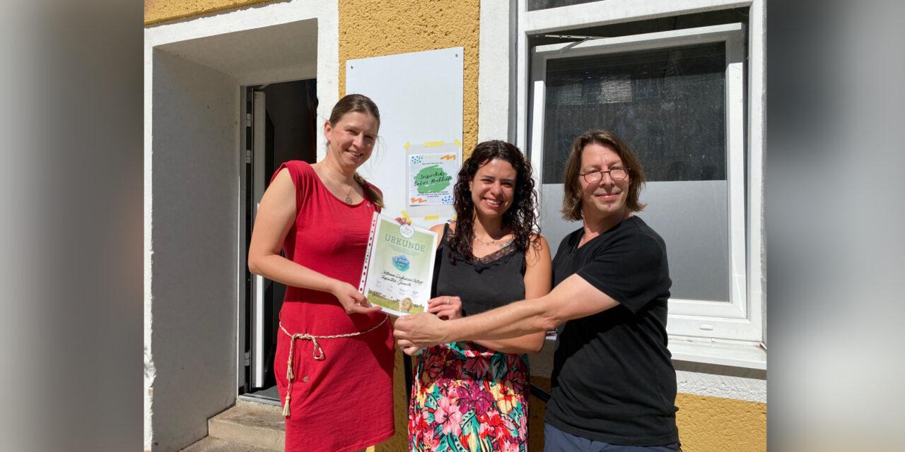 Town & Country Stiftungspreis für InspireKids Chemnitz