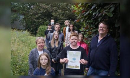 Town & Country Stiftungspreis für das Haus Kinderland Chemnitz
